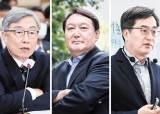 """尹·安 """"연대"""" 김동연 """"정치세력 교체""""…제3지대가 심상찮다"""