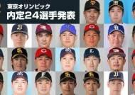 日 야구대표팀 야나기타, 옆구리 통증 호소