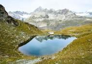 기후 변화 겪는 스위스 알프스 '호수 1200개' 생겼다