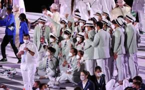 """관중없지만 """"우리옷 입고, 힘내요!'…올림픽과 브랜드의 '찐인연'"""