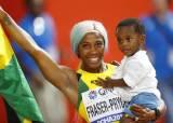 세계에서 가장 빠른 엄마, 셸리 앤 프레이저-프라이스