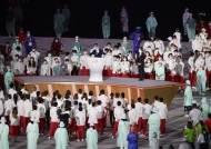 올림픽 참가자 누적 확진 123명…'노마스크' 강력 제재 경고