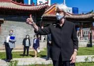 """셔먼 오늘 방중…미 당국자 """"평평한 운동장 분명히 할 것"""""""