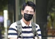 [포토]박군, '특전사의 윙크'
