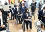 [사진] 윤석열·<!HS>추미애<!HE>, 월주 스님 영결식 참석