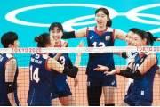 김연경+김희진 36점 합작…케냐 꺾고 도쿄올림픽 첫 승