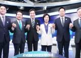 원팀 약속 8시간 만에…날치기·사면론·백제 신경전 벌인 李·李