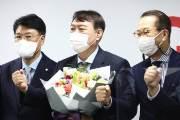 외연확장 외쳤던 尹의 국민의힘 '기습입당'…당내 검증의 시작