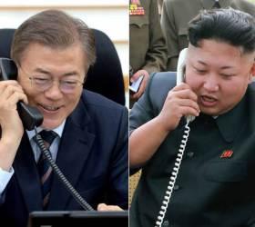 북한판 줌 '낙원'으로 <!HS>김정은<!HE>과 영통? 통신선 복원 다음 스텝은?