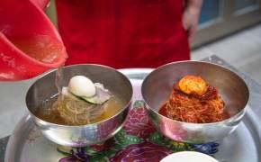정통 이북식 냉면, 소백산 자락에서 만나다