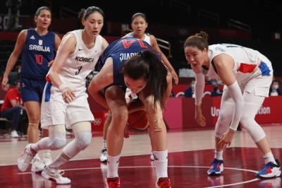 여자 농구, 세르비아에 4점차 패배...13년만의 도전서 8강 좌절