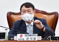 """'부정식품' 발언 논란…여권 """"눈을 의심"""" vs 尹측 """"왜곡·와전"""""""