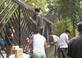 베이징 한인타운 확진자 1명 나오자 겹겹 봉쇄