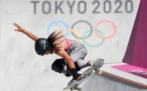 두개골 골절에도 날았다, 올림픽 메달 딴 13살 소녀의 실력  [영상]