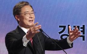 """최재형 """"한국 정치내전 끝낸다""""…출마선언부터 尹과 차별화"""