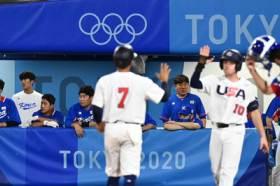 [속보] 야구 준결승 미국에 2-7 패배… 도미니카와 동메달 결정전