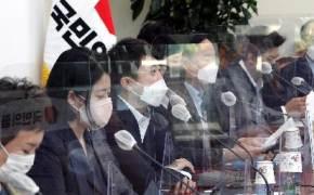 국민의힘 지지율 또 올라 40.5%…국정농단 사태 이후 '최고치' [리얼미터]
