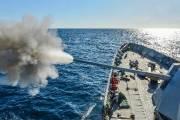 [단독]문 정부 출범 이후 해군 함포 훈련탄 사용률 82.1%로 감소