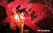 남편 앞에서 새신부 집단성폭행…印 달리는 열차 안 비극