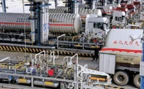 전력난 못이긴 中, 美에 손내밀었다…LNG 수입 2배 늘려