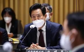 """오세훈 """"생태탕 증언은 거짓말…與 의원·조국 다 고소하겠다"""""""
