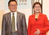 [포토]차재완, 아들 차태현 내 예능 의식해