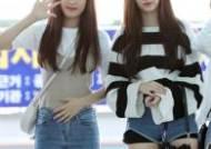 [포토]최예나 김민주, 상큼과 우아 사이