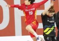 [포토]신다래, 박진감 넘친 점프