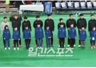 [포토]홍명모 자선축구, K리그 올스타팀 출전 리허설