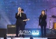 [포토] 이대휘-김재환 '정인 김종진과 추모공연'