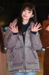 [포토]송하영, '귀여운 인사'