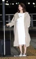 [포토] 김성령 '2월의 마지막 밤에 떠나요'