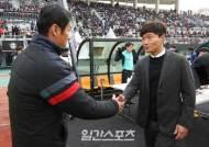 [포토]남기일-최용수감독,서넌 다짐