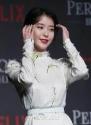 [포토] 아이유 '순백의 배우 이지은'