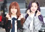 [포토] IZ*ONE 장원영-김민주 '별이 되리라'