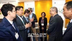 [포토]씨푸드엑스포에 참가한 기업인들