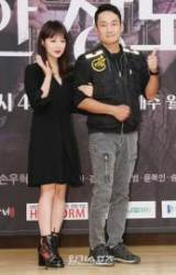 [포토] 안연홍-김정현 '강인한 커플'