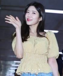 [포토] '우주소녀' 다원, 예쁘게 예쁘게!