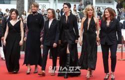 [포토]'공식 상영회에 참석하는 배우들'
