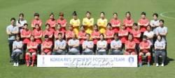 [포토]여자축구국가대표, 프랑스 월드컵 무대로