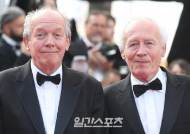 [포토]'쌍둥이같은 다르덴 형제'