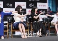 [포토] 연기천재 김강훈 '내 인기가 이 정도'