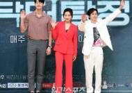 [포토] 이기우-박진희-봉태규 '닥터탐정 사랑을'