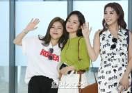 [포토] 송가인 '홍자 품에 안겨서'