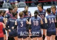 [포토]한국여자배구,오늘도 승리