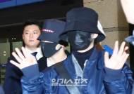 [포토]뉴이스트 JR 철벽방어 입국현장