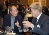 [포토]김인식전감독-류현진,진심어린 대화