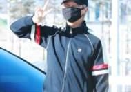 [포토]BTS, RM 세젤귀 브이포즈