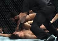 [종합] UFC 파이트 나이트 서울, 벤 헨더슨 VS 조지 마스비달··· 한국에서 열린 첫 경기 성공적