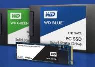 SSD 시장, '성능의 삼성'에 도전하는 '수명의 WD'